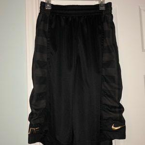 Men's elite basketball shorts